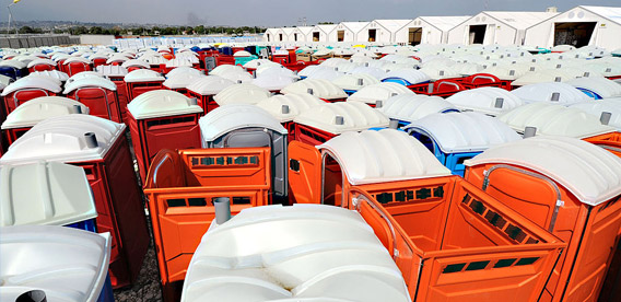 Champion Portable Toilets in Gilbert, AZ